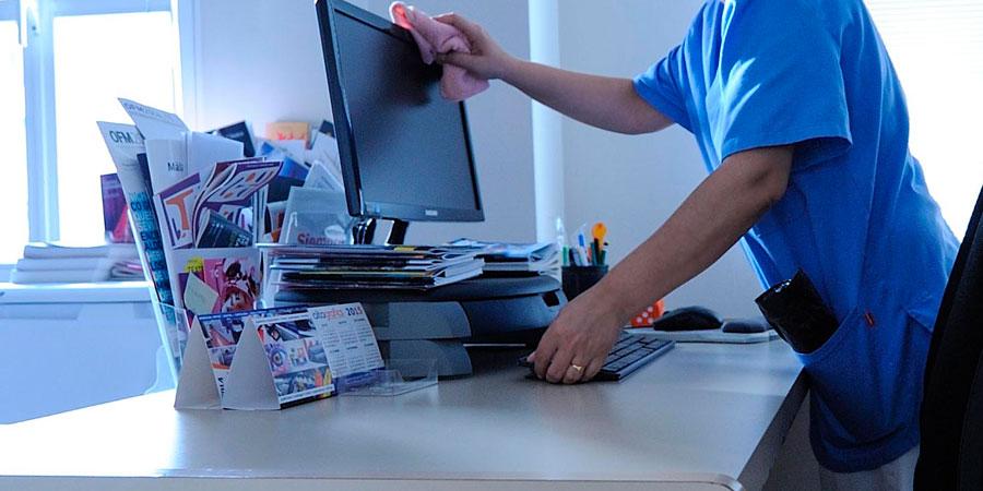 Limpieza de oficinas en Torrevieja